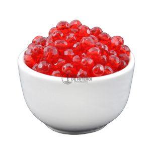 Cristal Vermelha (10un)