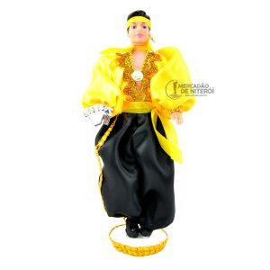 cigano amarelo